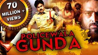 Policewala Gunda (Gabbar Singh) Hindi Dubbed Full Movie | Pawan Kalyan, Shruti Haasan width=