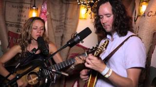 Mandolin Orange - There Was  a Time (Live @Pickathon 2014)