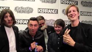 Relentless Kerrang! Awards 2015 - Bring Me The Horizon - Best British Band!