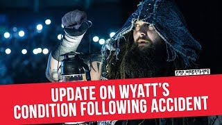 Update On Bray Wyatt's Condition Following Car Accident