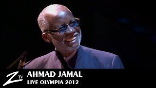 Ahmad Jamal - Poinciana - Olympia Paris - LIVE width=