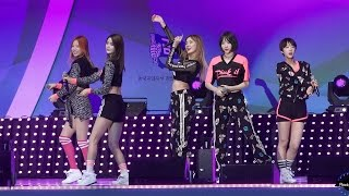 이엑스아이디 EXID[4K 직캠]i Feel Good@20160514 Rock Music