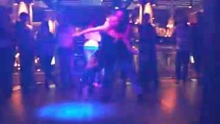 Adilio Porto & Lucia Kubasova Brazilian Zouk Improvisation - The Argyle Rocks, Sydney