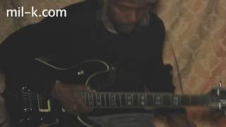 Pharrell - Frontin' ft. Jay-Z : MIL-K Guitar + Bass Cover