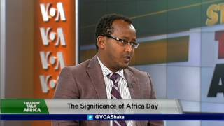 On The Significance of Africa Day - Straight Talk Africa