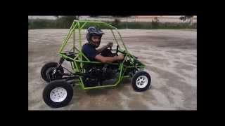 Kart Cross 100cc Construção TDS KART CROSS