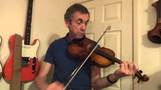 The Gael or The Last of the Mohicans Scottish Fiddle Jig