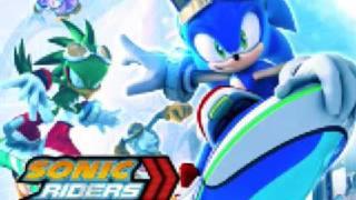 Best VGM 13  - Sonic Riders Zero Gravity - Aquatic Capital