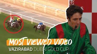 2017 Dubai Gold Cup Race-Replay & Post-Race Interview