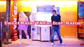 【お二人☆パラパラを踊ってみた】Sweet Rain / Y&Co. feat. Karin【ダンエボ】
