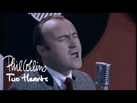 Two Hearts de Phil Collins Letra y Video