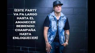 PARTY - KEVIN ROLDAN FT NICKY JAM (Letra)