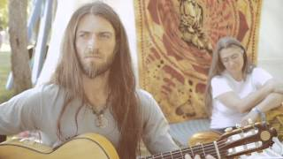 Estas Tonne @ Everness Festival. Collaboration with Ariel, Hideyo & Reka. [Hungary-2014]