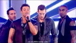 Blue - I Can - Live on So You Think You Can Dance - 30/04/11