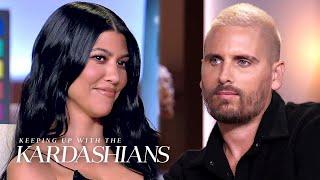 Where Do Kourtney Kardashian & Scott Disick Stand Now? | KUWTK | E!