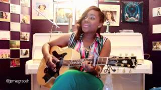 I Am Beautiful - Candice Glover cover by Jamie Grace (feat. Group 1 Crew's Beautiful)