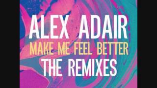 Alex Adair vs. Don Diablo & CID - Make Me Feel Better (Dannic Bootleg)