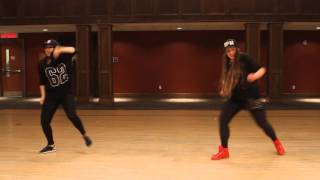 """Dancehall routine Alkaline - """"On Fleek"""" by Olga Chin"""