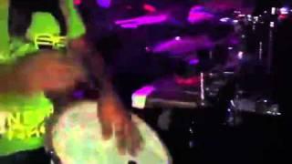 Camane percussionista w Studio Apartment BBC - camanepercussao@gmail.com.flv