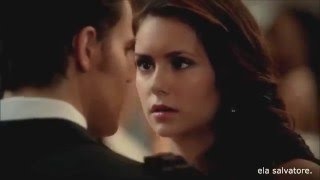 stefan & elena • knocking on your heart