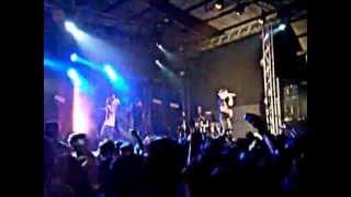 09.05.2013 Salmo Live @ Estragon Club - Have You Ever Had + L' Erba di Grace (Wall of Death)