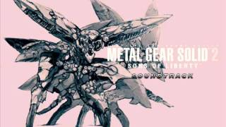 [Music] Metal Gear Solid 2 - Countdown To Disaster