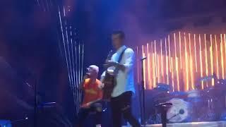 Benji & Fede - Bella (cover) live Cagliari 18/08/17
