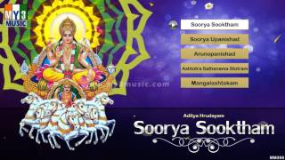 Stotras And Songs - Surya Suktam From RIG VEDA - Aditya Hrudayam