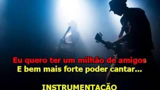 Roberto Carlos  -  Eu Quero Apenas - Karaoke