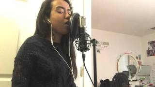 over and over again by nathan sykes ft. ariana grande cover - sruthi
