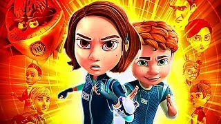 SPY KIDS Series Official Trailer (Animation, 2018) Mission Critical