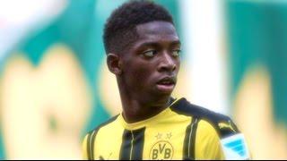 Ousmane Dembele ► | Rockabye | By Football Highlights - 2016/17