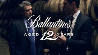 The Quality of Ballantine's 12 Year Old Whisky