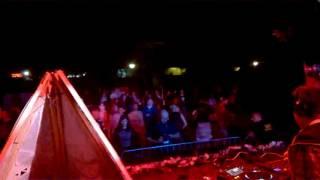 Manda DJ Set at Revolution Festival - Gaia Trance Zone 2017