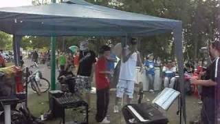 Rap no Park ecológico - Revolução Z/O - Mas um maluco