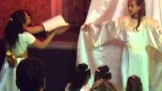 coreografia meninas Igreja Batista Vinde Celebrando Vidas