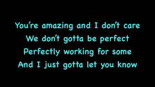 Jay Sean - Worth It All Lyrics On Screen