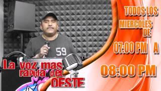 """SONIDO YAMBAO """"LA VOZ MAS RAPIDA DEL OESTE"""""""