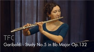 Gariboldi Study No.9 in Bb Major Op.132
