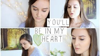 You'll Be In My Heart - Phil Collins / Tarzan (Holly Sergeant Cover)