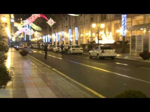 Chopperbyggarn & La Azteca in Ceuta Spain Des Jan 2012  13 #1