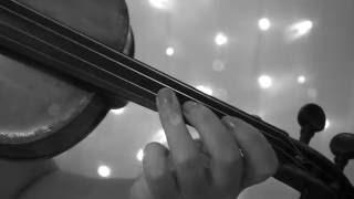 FADED by ALAN WALKER (violin cover) | Alison Sparrow