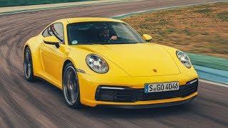 The New Porsche 911 (992) | Chris Harris Drives | Top Gear width=