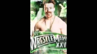 WrestleMania 28 official theme song