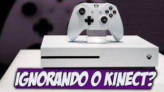 NOVO Xbox One Ignora Kinect e Preços de Controles ABSURDOS no Brasil