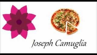 Joseph Camuglia - Let's make pizza, not nuclear bombs