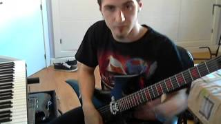 dimmu borgir - the sacrilegious scorn Guitar Cover