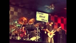 "Three Blind Mice ""My Girl"""