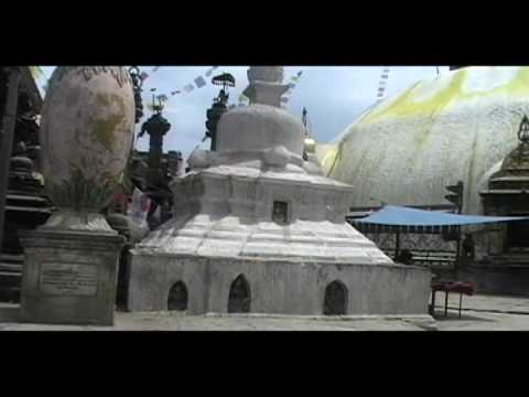 Montage of Kathmandu, Nepal