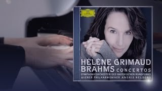 Hélène Grimaud: Brahms Piano Concertos - 1 min spot